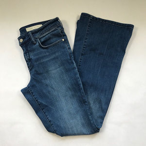 Pilcro Anthropologie STET Flare Jeans